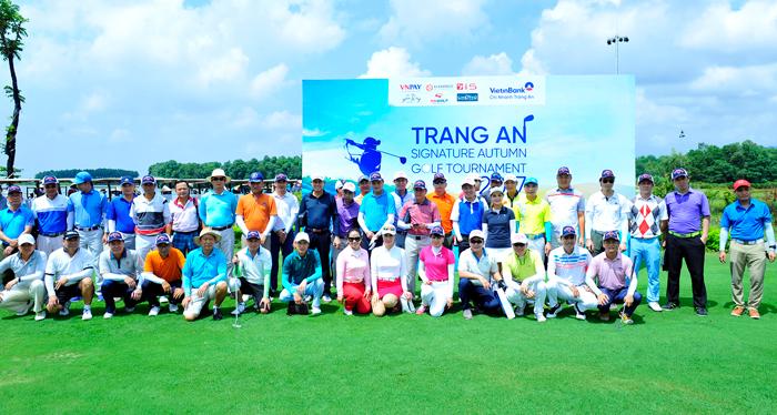 Trang An Signature Club: Giải golf dành riêng cho hội viên