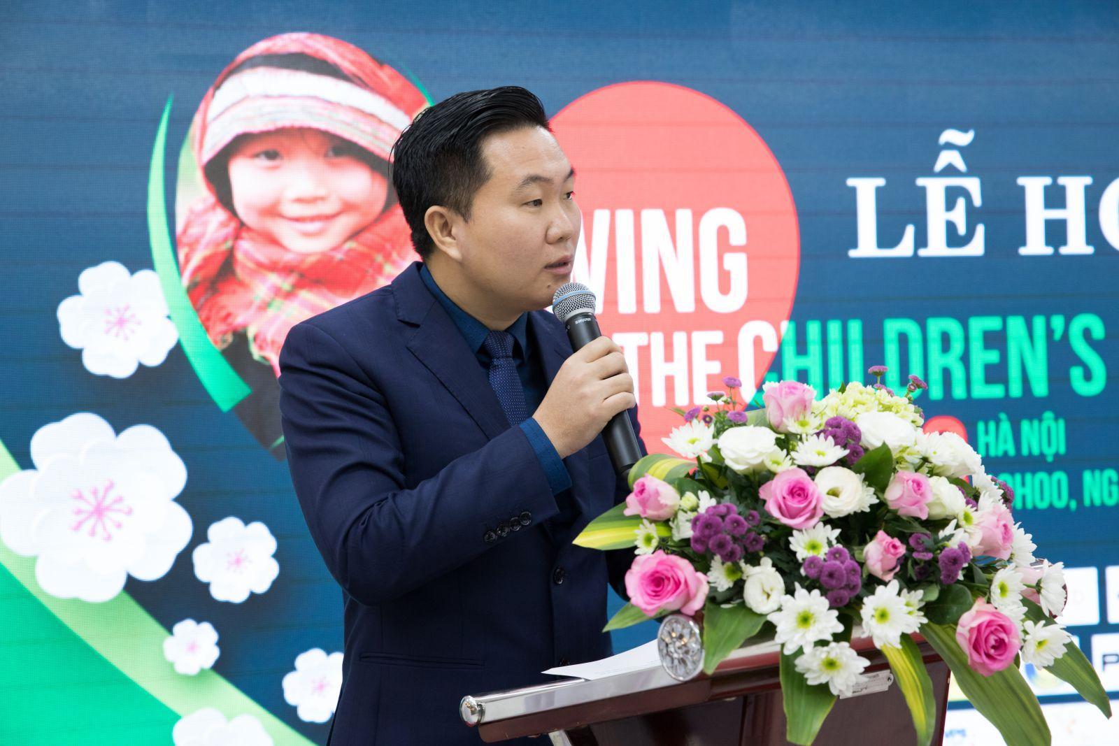 SWING FOR THE CHILDREN'S TET 2018 - Món quà đặc biệt cho trẻ em nghèo