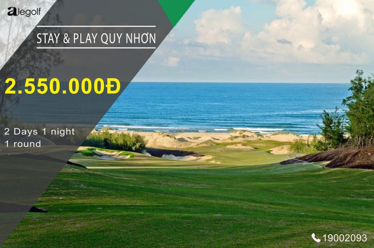 Stay & Play FLC Quy Nhơn 2 ngày 1 đêm 1 vòng golf-4