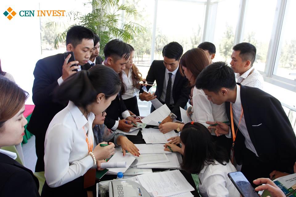 Quảng Nam: Nhà đầu tư rầm rầm xuống tiền ngày ra mắt Dự án Ngọc Dương Riverside